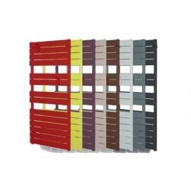Sèche-serviettes ADELIS Intégral Ventilo couleurs Atlantic