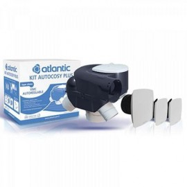 Kit VMC AutoCosy simple flux autoréglable Atlantic