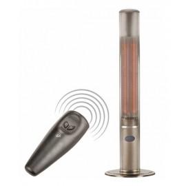 Chauffage extérieur infrarouge colonne HET 1800w Unelvent