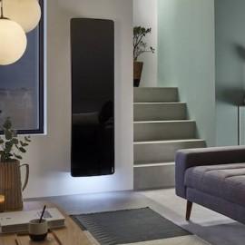 Divali Premium connecté lumineux noir vertical Atlantic