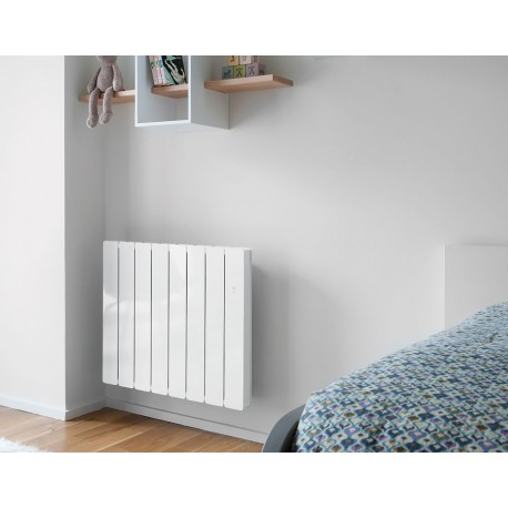 Bellagio horizontal blanc Smart ECOcontrol Noirot