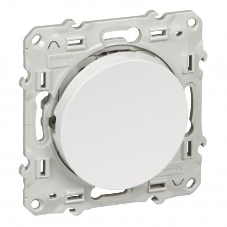 Interrupteur poussoir - Odace - Schneider - S520206
