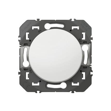 Interrupteur poussoir simple - Dooxie - Legrand - 600004