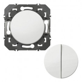 Transformateur interrupteur poussoir - Dooxie - Legrand - 600031