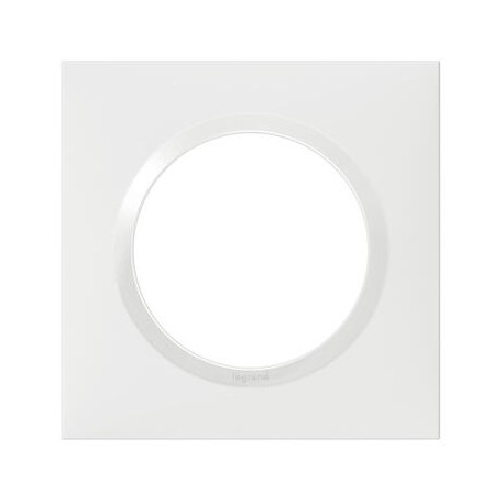 Plaque simple - Dooxie - Legrand - 600801