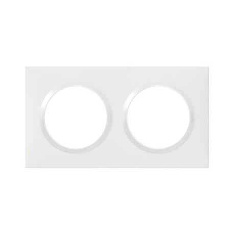 Plaque double - Dooxie - Legrand - 600802