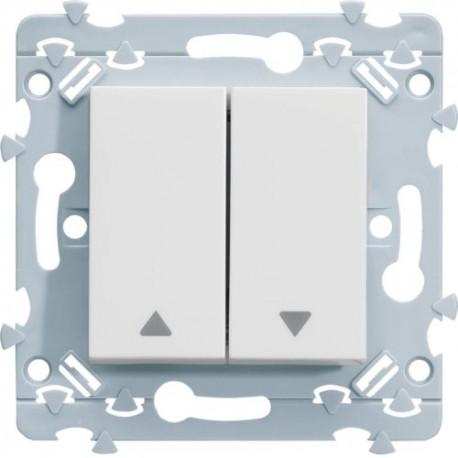 Interrupteur volet roulant - Essensya - Hager - WE300