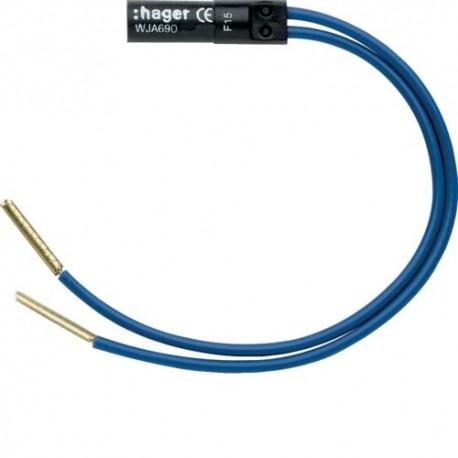 Lampe ateha 250V Bleu - Hager