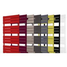 Sèche-serviettes ADELIS Digital couleur Atlantic